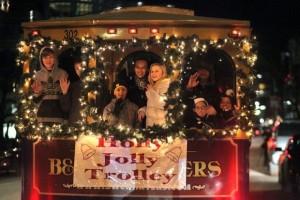 Holly Jolly Trolley